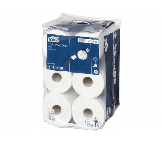 Tork SmartOne mini papier toaletowy w...